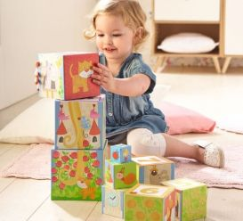 DoEcoLiving has widen product range - meet Haba toys for little once