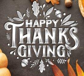 Happy Thanksgiving Day Greetings from DoEcoLiving