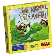 Animal Upon Animal Game – HABA Board Game
