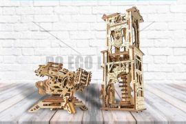 Archballista Tower - 3D Mechanical Puzzle UGEARS