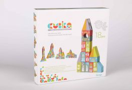 Building Blocks Fabulous City LKM-2 CUBIKA