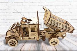 Dump Truck - 3D Mechanical Puzzle MIKO