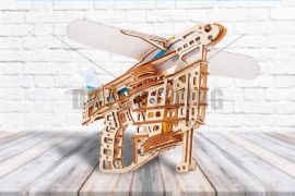 Flight Starter - 3D Mechanical Puzzle UGEARS