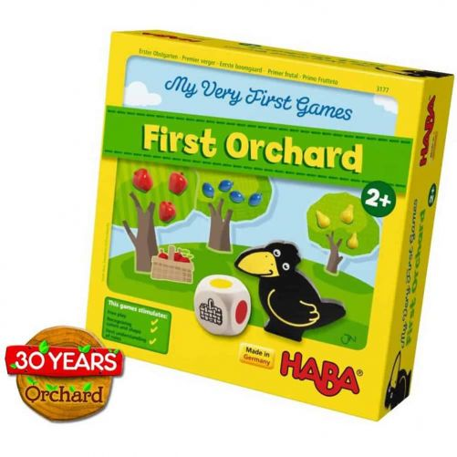 My Very First Games - First Orchard – HABA Board Game - photo