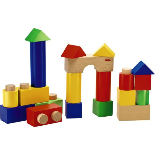 Stack and Play Blocks - HABA - photo