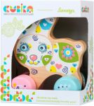 Wooden toy Happy Bunny (push and pull) CUBIKA - photo 2