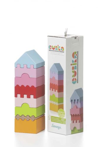 Wooden Tower LD-4 CUBIKA - photo