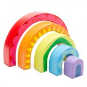 Rainbow Tunnel Toy – Le Toy Van