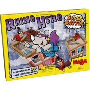 Rhino Hero - Super Battle – HABA Board Game