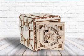 Safe - 3D Mechanical Puzzle UGEARS