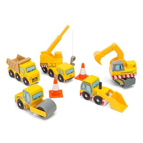 Construction Cars – Le Toy Van - photo