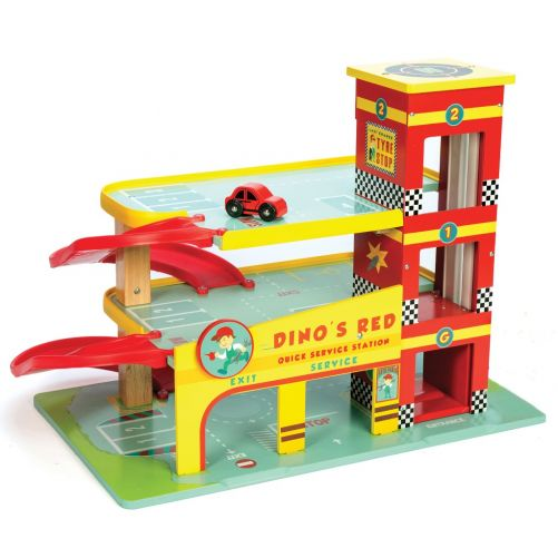 Dino's Toy Garage - Le Toy Van - photo
