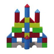 Colored Building Blocks Set – HABA