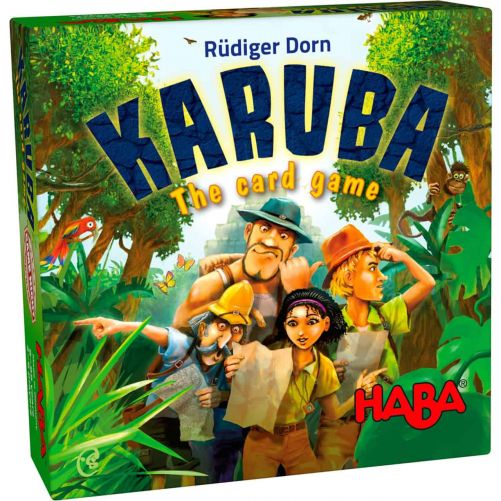 Karuba - Card Board Game – HABA - photo