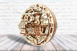 Monowheel - 3D Mechanical Puzzle UGEARS
