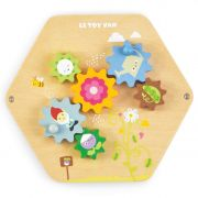 Gears Activity Tile - Le Toy Van