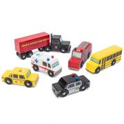 New York Car Set - Le Toy Van