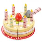 Vanilla Birthday Cake – Le Toy Van