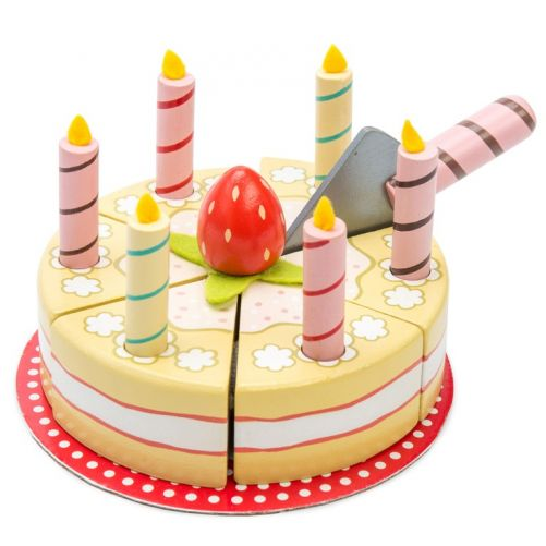Vanilla Birthday Cake – Le Toy Van - photo