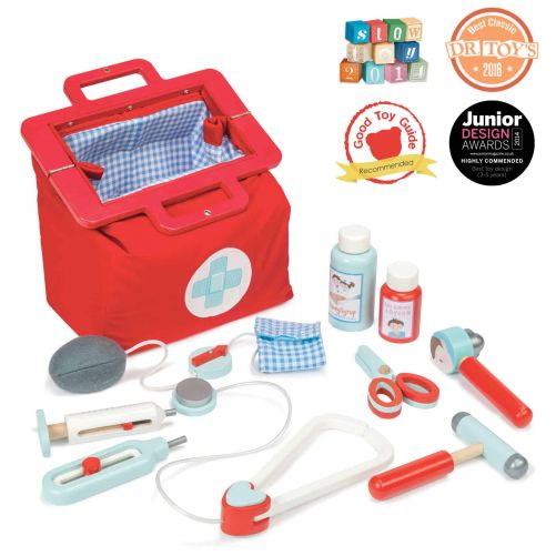 Doctor's Medical Set – Le Toy Van - photo