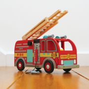 Wooden Fire Engine - Le Toy Van